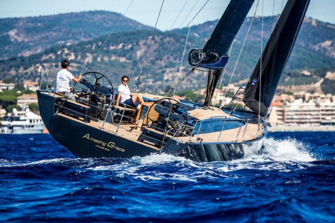 SY Iberica | Yachts | Solaris 47
