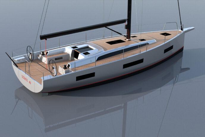 SY Iberica | Yachts | Solaris 40