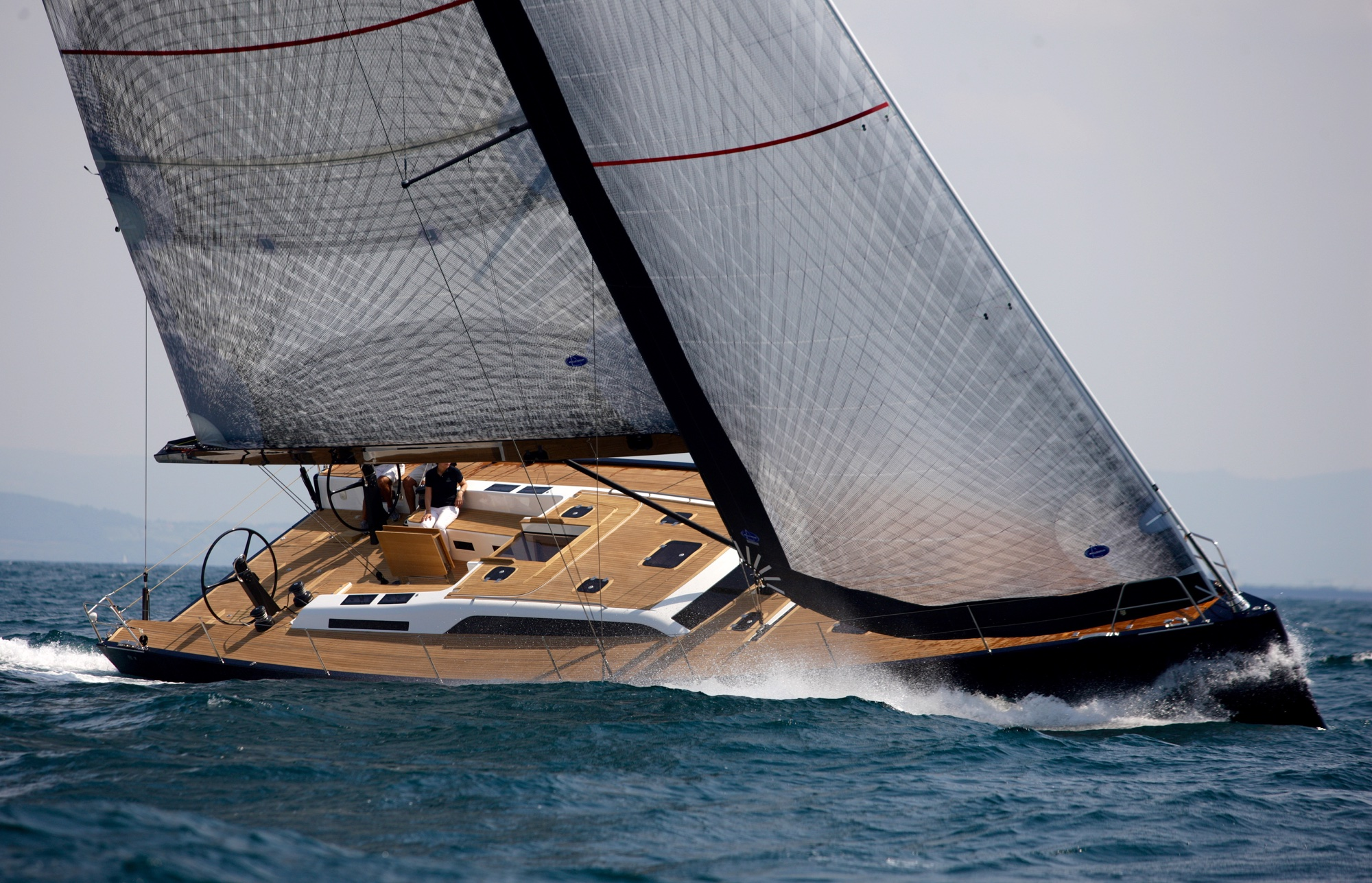 Solaris 58 Sailing