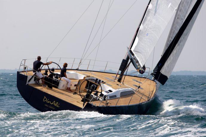 Solaris 58, quinta unidad en el agua