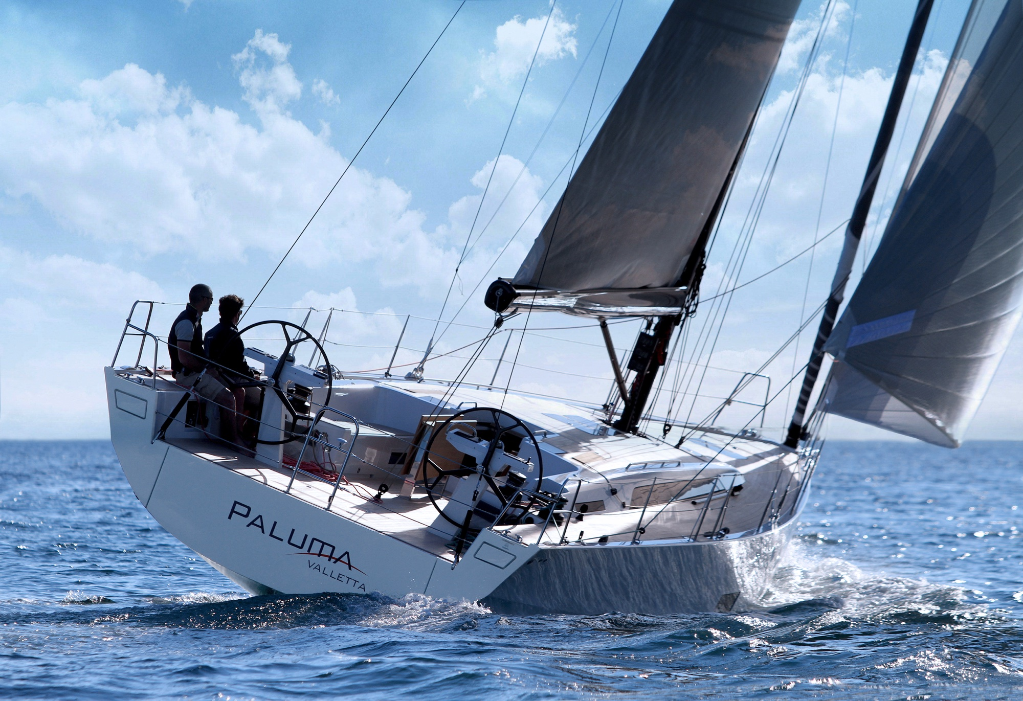 Solaris 47 Sailing