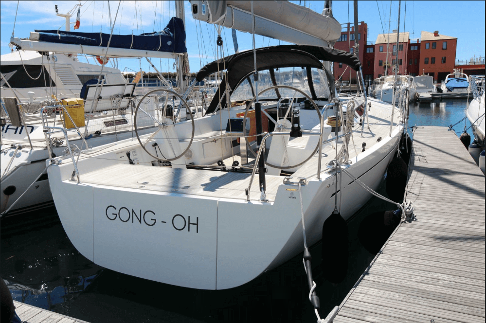 SOLARIS ONE 44 BROKERAGE GONG OH