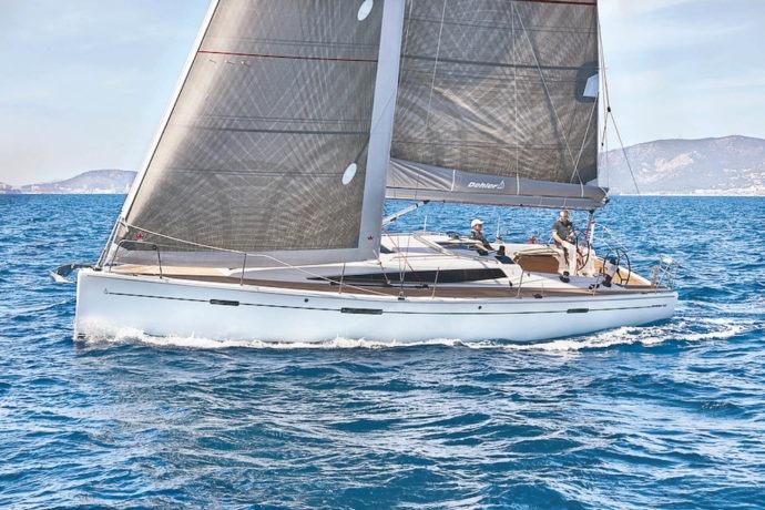 SY Iberica | Yachts | Dehler 42