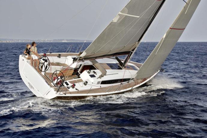 SY Iberica | Yachts | Dehler 46