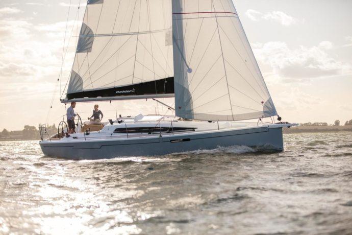 SY Iberica | Yachts | Dehler 34