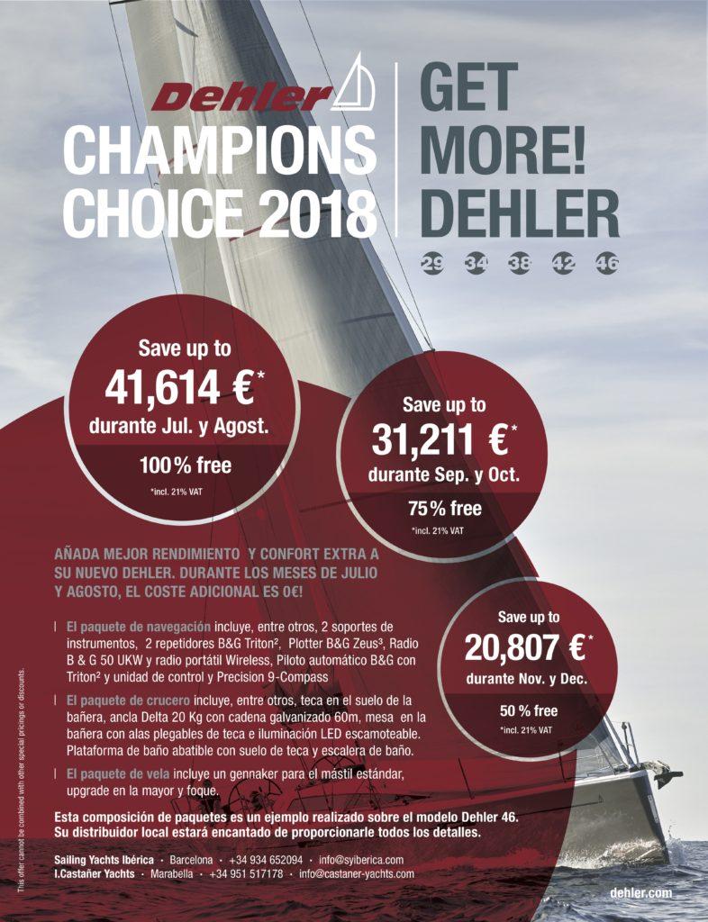CHAMPIONS CHOICE 2018