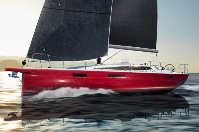 NEW DEHLER 38 SQ – Only for speed lovers