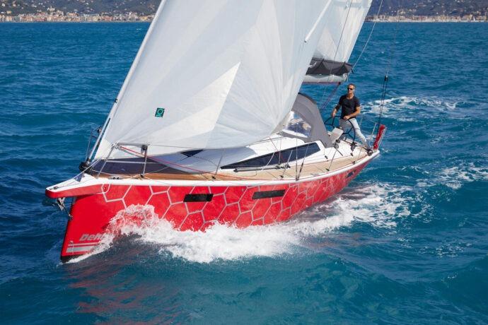 SY Iberica | Yachts | Dehler 38
