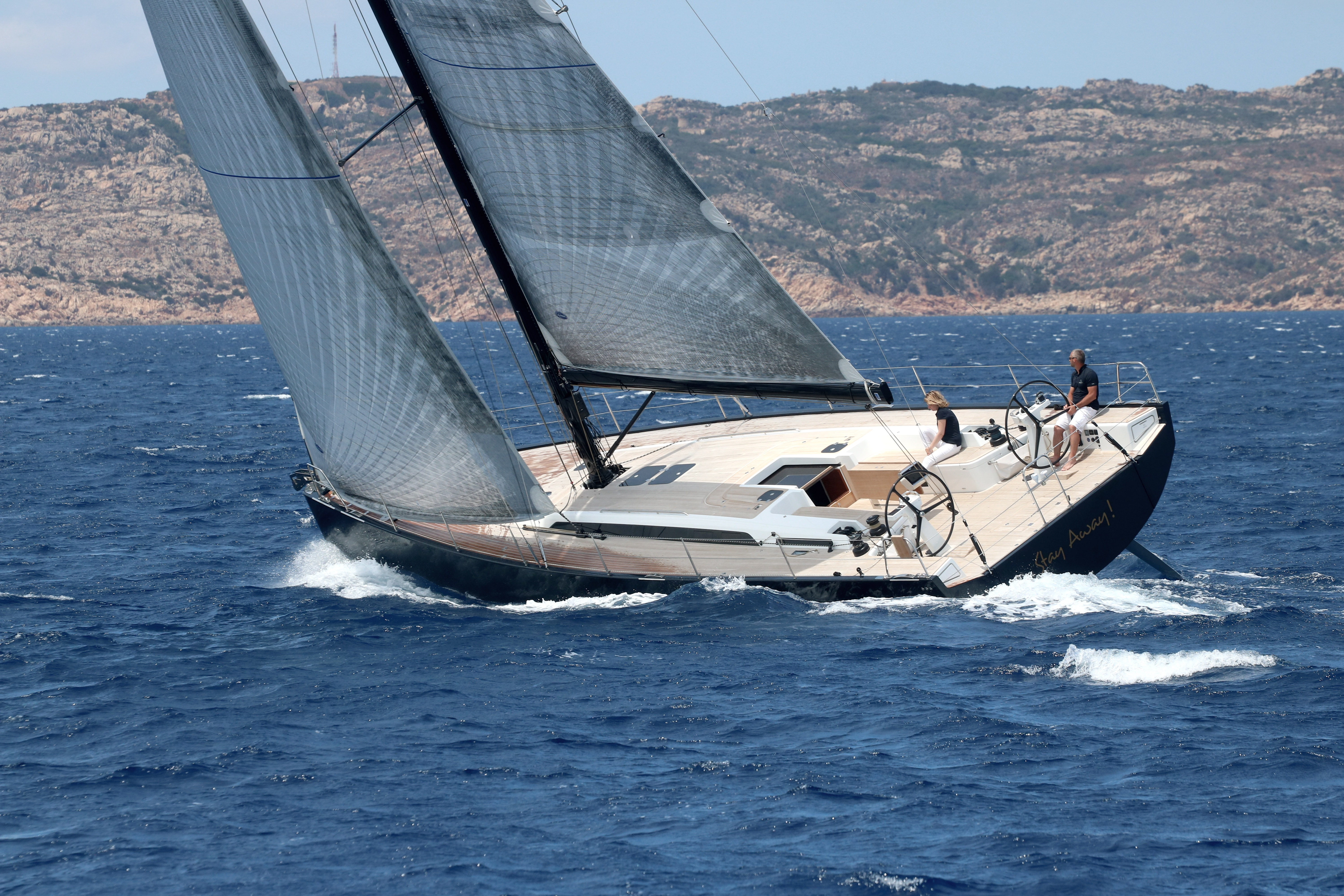 SOLARIS 55 SAILING