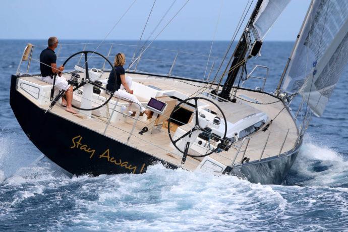 SY Iberica | Yachts | Solaris 55
