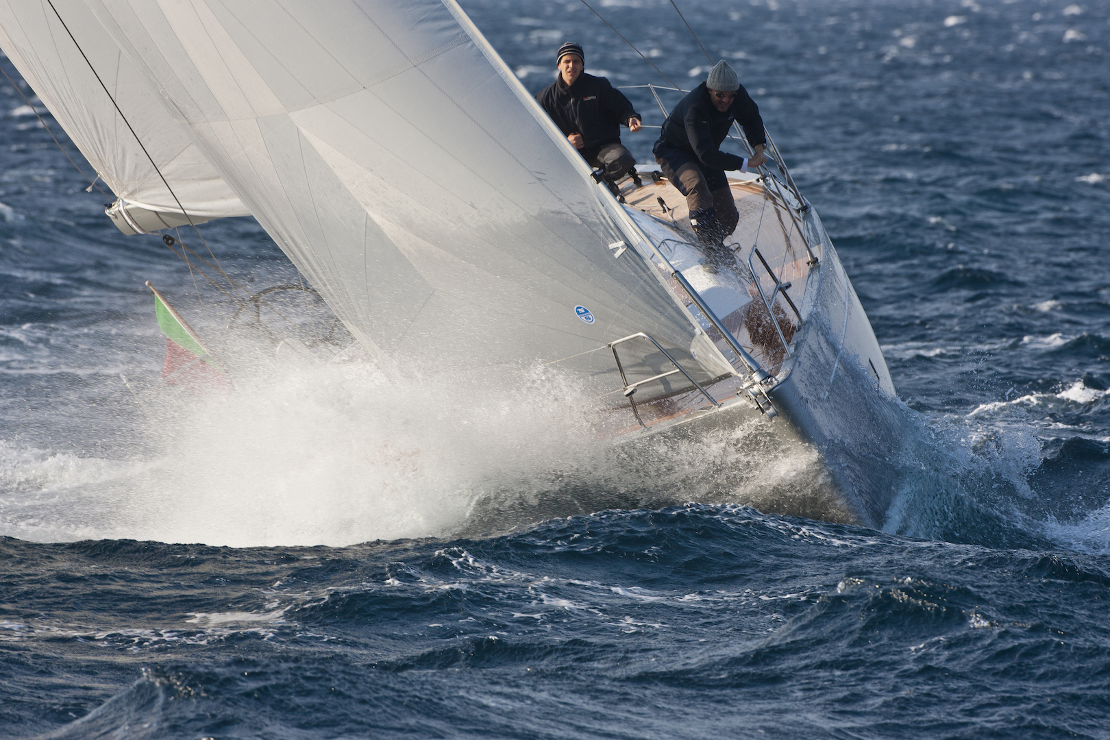 Solaris 37 Sailing