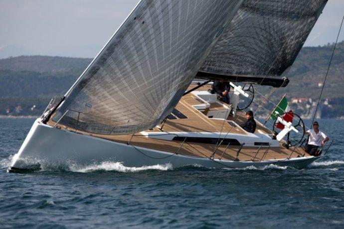 SY Iberica | Yachts | Solaris 50