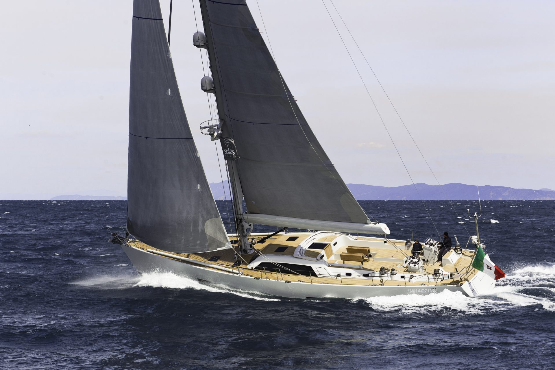 Solaris 72 Sailing