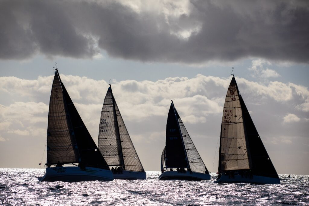 Dehler 38 competición Regata Trofeo Bon Vent